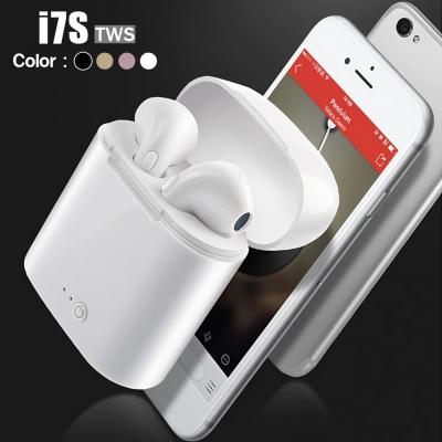 หูฟังบลูทูธ ไร้สาย i7 Bluetooth Earphone คละสี