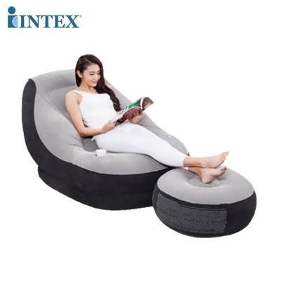 INTEX โซฟาเป่าลมพร้อมที่วางเท้า Ultra Lounge Chair
