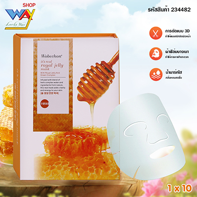 Wobechon royal jelly Mark