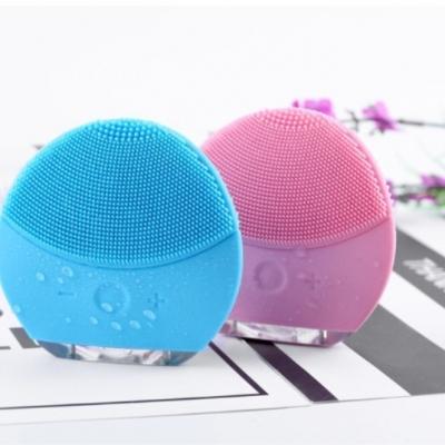 อุปกรณ์ทำความสะอาดใบหน้า มี 3 สี   ฟรี สาย  USB ในเซ็ท