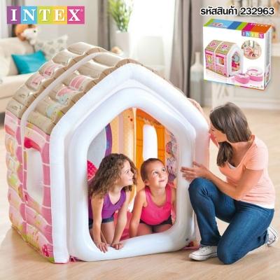 Princess Play House INTEX บ้านเจ้าหญิงเป่าลม ของเล่นเด็ก