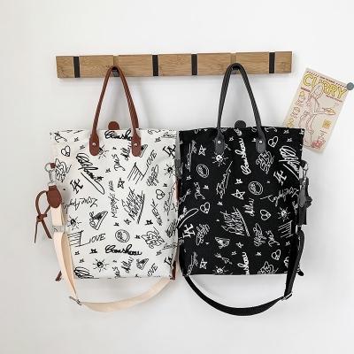 กระเป๋าสะพายข้าง แบบถือทรงสี่เหลี่ยมจัตุรัส มี 2 สี