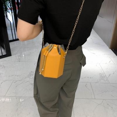 กระเป๋าสะพายข้างทรงขนมจีบ ทรงสูง มี 4 สี