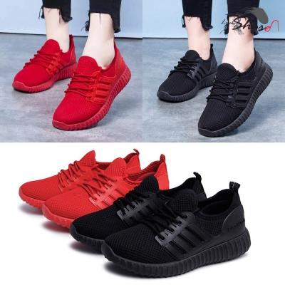 รองเท้าผ้าใบผู้หญิง แฟชั่นสาย sport คละ size คละสี