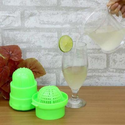 ที่คั้นน้ำส้ม ที่คั้นน้ำผลไม้ คั้นได้ 2 แบบ สีเขียว