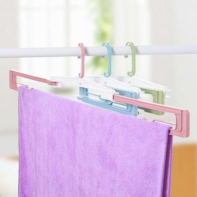 ไม้แขวนผ้าเช็ดตัว ผ้าขนหนู  มีให้เลือก 3 สี