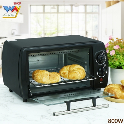 MY HOME เตาอบ Smart Oven รุ่น OV-1800 ขนาด 9 ลิตร