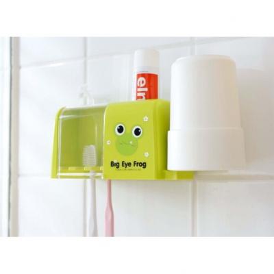 กล่องเก็บอุปกรณ์แปรงฟัน มี 3 สี