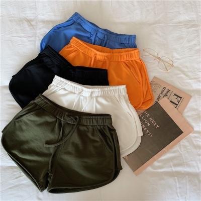 กางเกงขาสั้นผู้หญิง ทรงสปอร์ต มี 5 สี 2 size