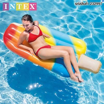 Intex Cool Me Down Popsicle Float แพยางเป่าลมแฟนซี ลายไอติม 58755