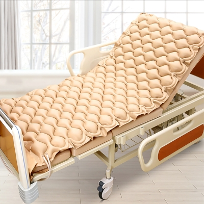 ที่นอนป้องกันแผลกดทับ ที่นอนลมสำหรับผู้ป่วย แบบรังผึ้ง