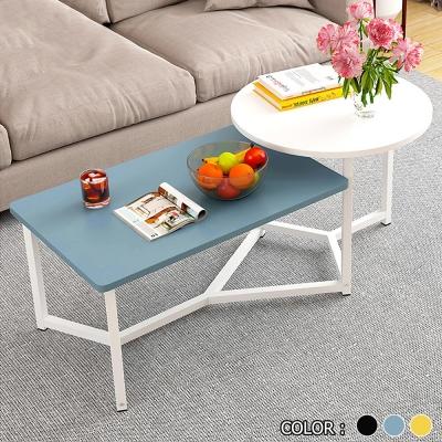 โต๊ะกลางโซฟา โต๊ะห้องรับแขก โต๊ะกาแฟ คละสี