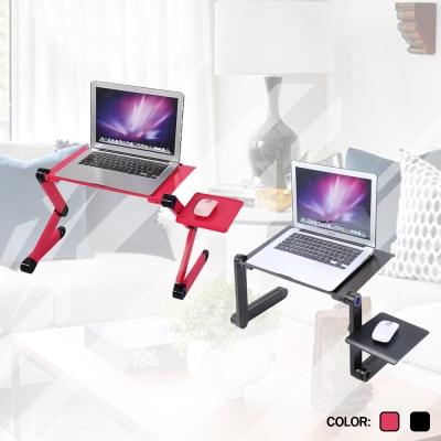 โต๊ะวางคอมพิวเตอร์พัดลม คละสี