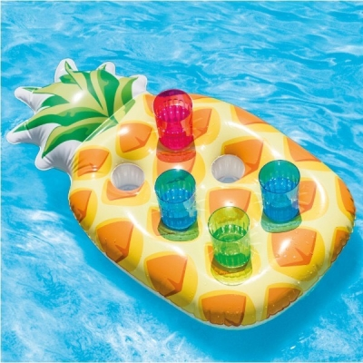 INTEX แพเป่าลม Pineapple Drink Holder