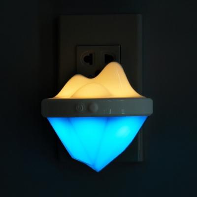 โคมไฟ LED โคมไฟหัวเตียง พร้อมรีโมท ปรับแสงไฟได้ 19 ระดับ มีให้เลือก 2 สี