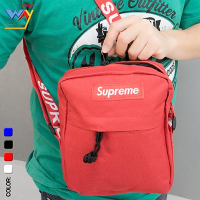 กระเป๋าสะพายข้างใบเล็ก คละสี