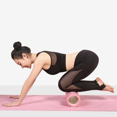 โฟมลูกกลิ้งโยคะ  Yoga Foam Roller มี 2 size