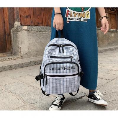กระเป๋าลายสก็อต มีให้เลือก 3 สี