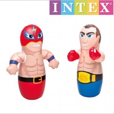 ตุ๊กตาล้มลุก 3D  Intex-44672  มี 2 แบบ