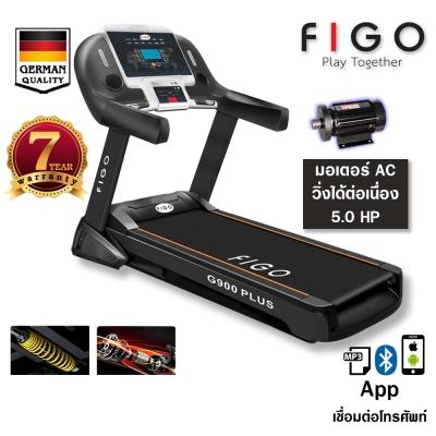 ลู่วิ่งG900 PLUS DK-11AH 5.0 แรงม้า ความชันไฟฟ้า18 ระดับ