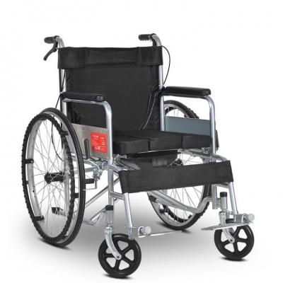 wheelchair รถเข็นผู้ป่วยพับเก็บได้ พับได้ พกพาสะดวก