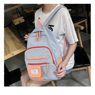 กระเป๋าเป้สะพายหลังแฟชั่น เด็กนักเรียนเกาหลี มี 4 สี
