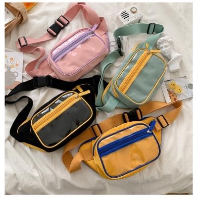 กระเป๋าคาดอก สดใส มี  4 สี
