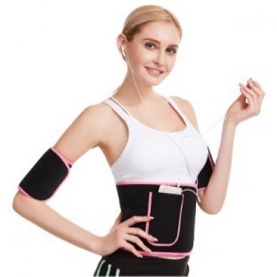 อุปกรณ์กระชับสัดส่วน ใช้สำหรับออกกำลังกาย มี 3 SIZE (ได้ 1 ชิ้นนะคะเฉพาะเอว)