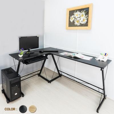 ชุดโต๊ะทำงานเข้ามุม โต๊ะคอมพิวเตอร์ คละสี
